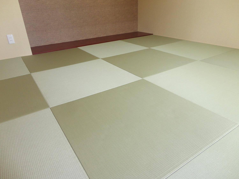 畳の美しさが際立つデザイン